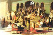 Ghawazi oder tanzende Mädchen